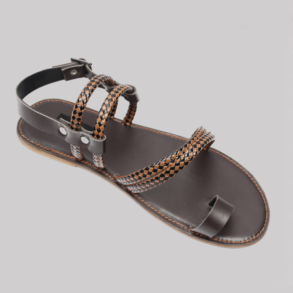 Morsi sandals brown leather zorkles shoes in lagos nigeria