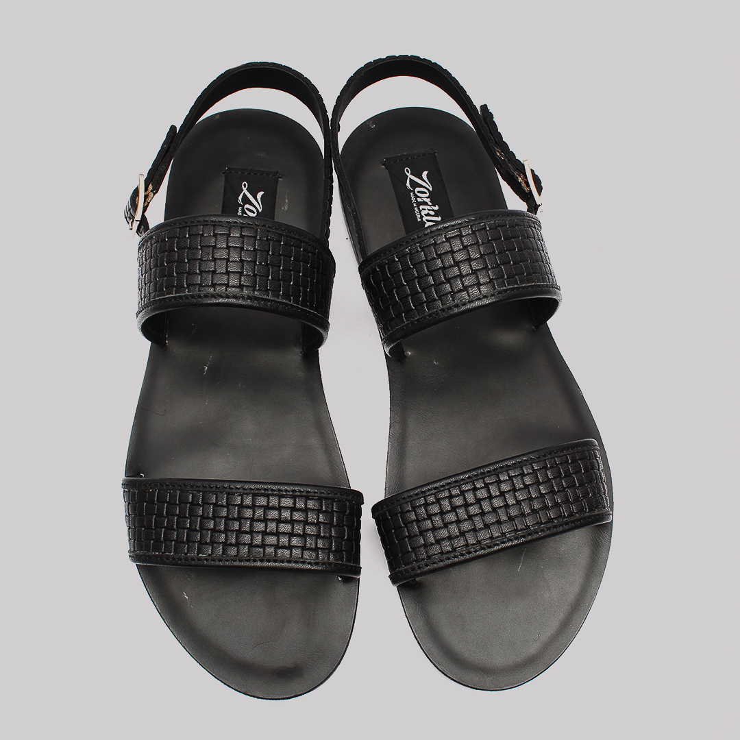 Throner sandals black leather zorkles shoes in lagos nigeria