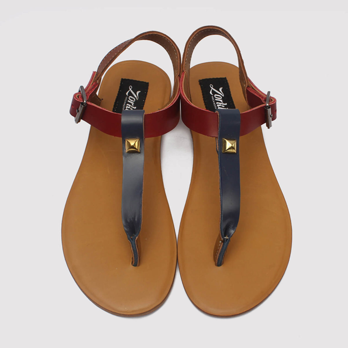 toke sandals blue brown red zorkle shoes lagos nigeria