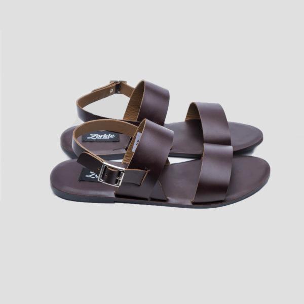 veneta sandals brown leather zorkle shoes lagos nigeria