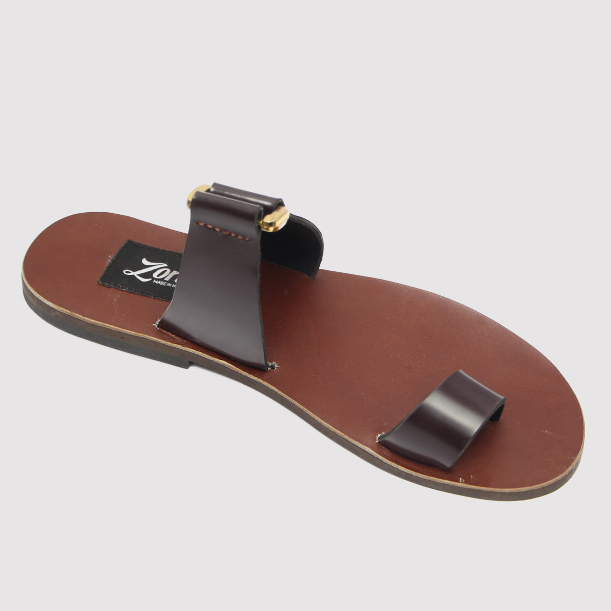 Kweenly slippers wine leather zorkles shoes in lagos nigeria