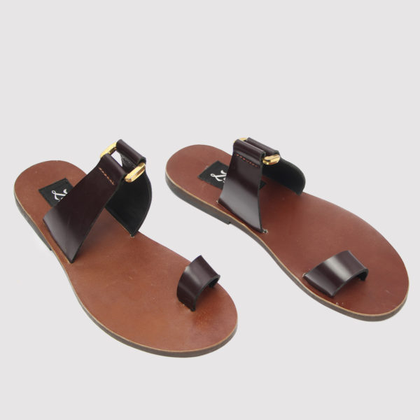 1aea6a4947a5 Kweenly slippers wine leather zorkles shoes in lagos nigeria