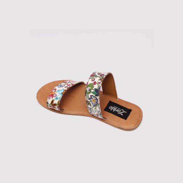 flora slippers by zorkle shoes in lagos nigeria