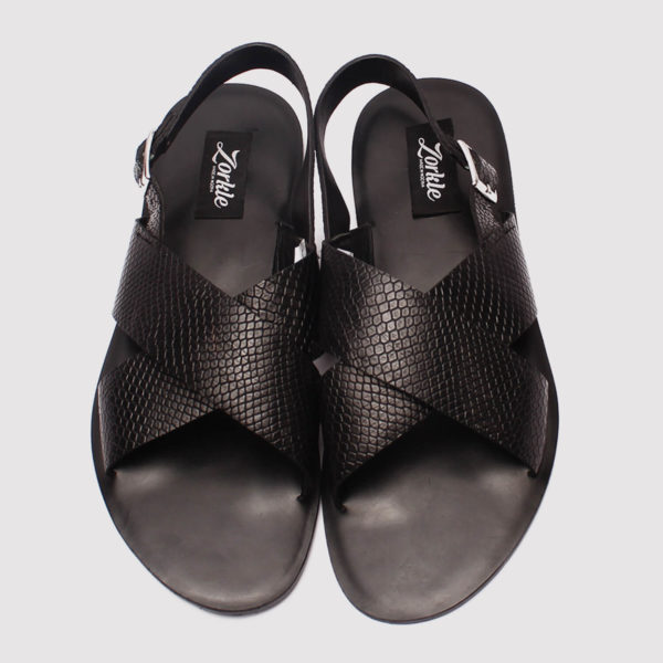hafred sandals black leather zorkle shoes lagos nigeria