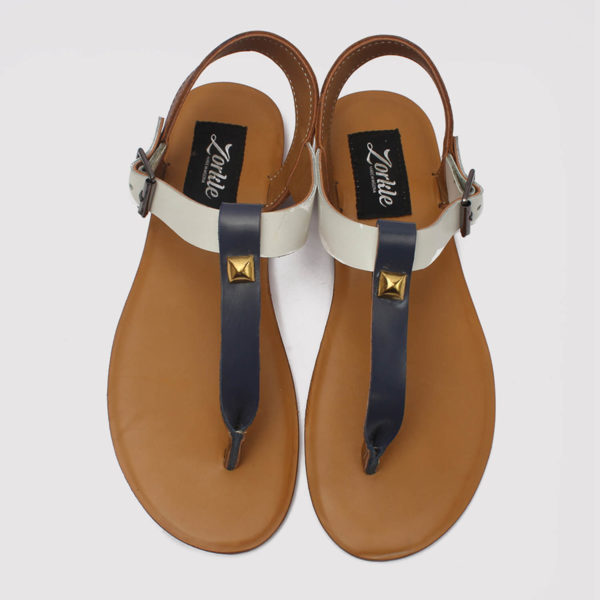 toke sandals blue brown white zorkle shoes lagos nigeria