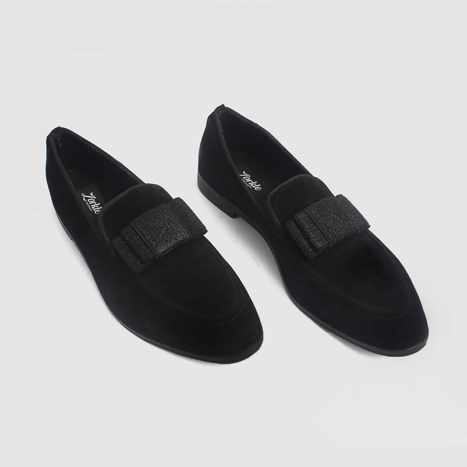 1c7bce8e565b2 trevor bow loafers black suede by zorkle shoes in lagos nigeria