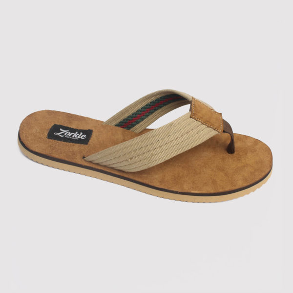 vineyard slippers brown from by zorkle shoes lagos nigeria