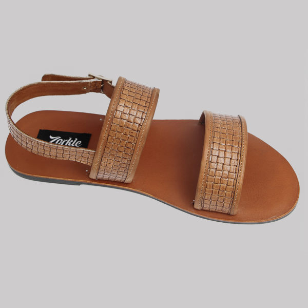 throner sandals brown zorkle shoes in lagos nigeria