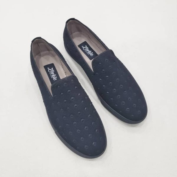 Brian Slip On Black ZMS122 - Zorkle Shoes