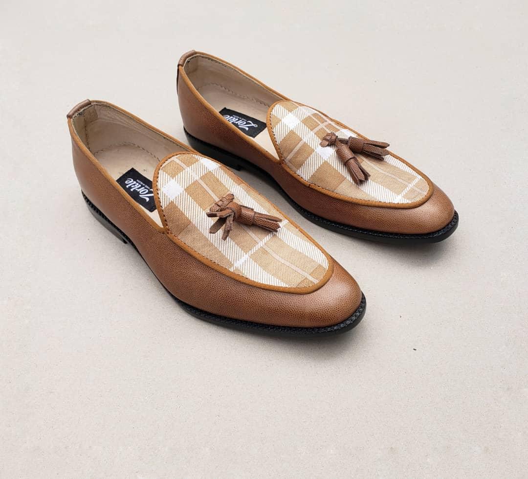 Reddington Tasel Shoes ZMS126 - Zorkle Shoes