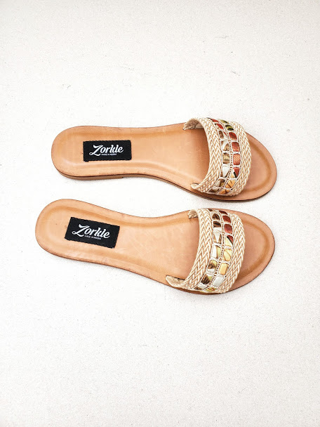 Teffe Slippers ZFP089- zorkle shoes