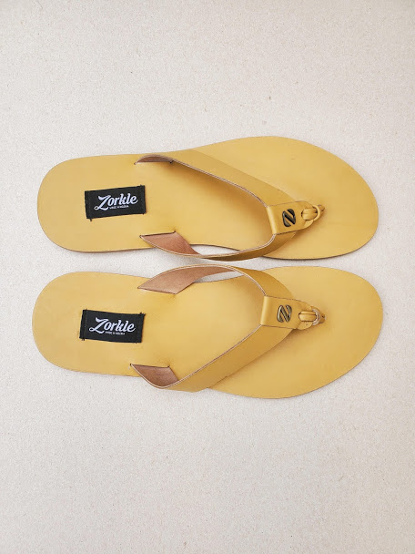 Edna Slippers Brown ZMP143 - Zorkle Shoes